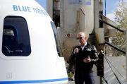 Jeff Bezos dan Saudaranya Akan Lakukan Penerbangan Perdana Blue Origin