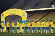 Brasil Hentikan Rekor Tak Terkalahkan Paraguay
