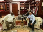 Bertemu Prabowo di Kantor Kemhan, Natalius Pigai: Beliau Sayang Semua...