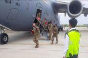 TNI AU dan Angkatan Udara AS Kerahkan Pesawat Tempur F-16 ke Pekanbaru