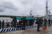 Ini Tugas Pertama Pasukan Setan Yonif 315/Garuda Selain Hadapi KKB di Tanah Papua