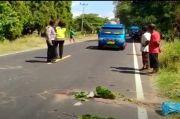 Truk Vs Motor di Jalan Trans Flores, 2 Nyawa Melayang