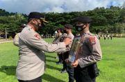 Empat Oknum Polisi Anggota Polres Raja Ampat Dipecat