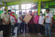 Peduli Korban Kebakaran di Jambi, Warga: Terima Kasih Partai Perindo
