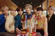 Army Sambut Antusias Peluncuran BTS Meal di Indonesia, Situs Pesan Antar McDonalds Error