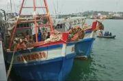 Sikat 500 Kg Ikan di Natuna Utara, 2 Kapal Vietnam Diringkus Baharkam Mabes Polri