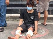 Melawan dan Hendak Kabur, Pelaku Pembunuhan di Batam Terpaksa Ditembak