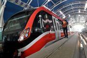 Pembangunan LRT Jabodebek Sudah 84,7%, Jokowi Sebut Akan Beroperasi Juni 2022