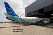 Ada Pesawat Garuda Ganti Kode Call Sign, Apa Artinya?