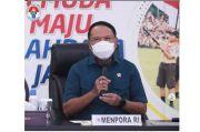 Menpora Minta Timnas Indonesia Fokus di SEA Games 2021