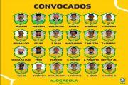 Tite Umumkan Tim: Skuat Brasil Rasa Eropa di Copa America 2021