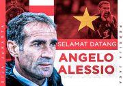Angelo Alessio, Eks Asisten Antonio Conte Kini Jadi Pelatih Persija
