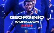 Georginio Wijnaldum Resmi Berlabuh di Paris Saint-Germain