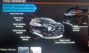 Mitsubishi Kembali Luncurkan Xpander Series Rockford Fosgate Black Edition