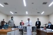 Bacakan Pledoi, Habib Rizieq Bandingkan Tuntutan Kasus Korupsi Djoko Tjandra dan Pinangki
