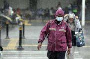 Cuaca Jakarta Hari Ini: Hujan Petir Landa Jaksel dan Jaktim Sore Jelang Malam
