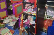 Polisi Akhirnya Tangkap Korlap Penjarahan Ratusan Rumah Karyawan Sawit