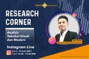 Masih Galau Pilih Analisis Teknikal Klasik atau Modern? Simak IG Live MNC Sekuritas Pukul 12.30 Ini