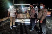 Polres Minahasa Selatan Amankan Ratusan Liter Miras Cap Tikus