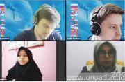 Mahasiswi Cantik Asal Unpad Juarai Kompetisi Ilmiah Internasional di Rusia