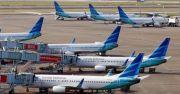 Rugi Terus, Garuda Indonesia Tinggal Operasikan 50 Pesawat