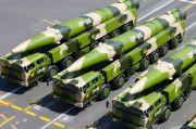 Pasukan Roket China Lakukan Latihan dengan Rudal Balistik Pembunuh Kapal Induk