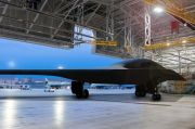 Bomber Siluman B-21 Raider Pertama AS Rampung Dibangun, Ini Penampakannya