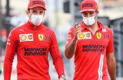 Leclerc Bicara tentang Duet Termuda dalam Sejarah Ferrari