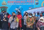 Polrestabes Surabaya Bongkar Kasus Mafia Tanah, Ternyata Begini Modusnya