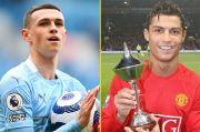 Jaga Pola Makan, Phil Foden Bisa Jadi The Next Cristiano Ronaldo
