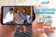 Gak Perlu Khawatir Ketinggalan Ikatan Cinta, Nonton TV Online RCTI Dimanapun