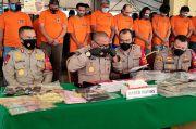 49 Pelaku Pemalakan Sopir Truk di Pelabuhan Tanjung Priok Diringkus Polisi