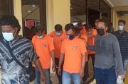 Polres Pelabuhan Tanjung Priok Ringkus 7 Pelaku Pemalakan di Kawasan Pelabuhan