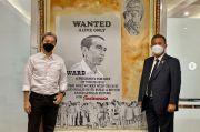 Ditemui Sahabat Lama, Ketua DPRD DKI: Jangan Kasih Kendor Disiplin Prokes