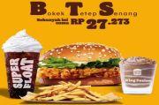 Restoran Cepat Saji Ini Tak Mau Kalah Ikut Pansos BTS, Nebeng Hype?