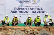 Askrindo dan Baznas Sinergi Bangun Rumah Tahfiz