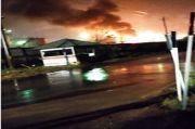 Kebakaran Hebat Landa Kilang Cilacap, Pertamina: Pasokan BBM dan Elpiji Aman