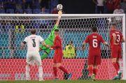 Piala Eropa 2020: Italia Kepayahan Jebol Gawang Turki di Babak Pertama