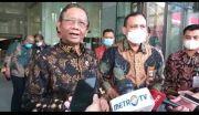 Mahfud Ungkap Arahan Jokowi, Selesaikan Persoalan Papua Jangan dengan Senjata dan Letusan