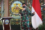 Panglima TNI Ingatkan Kembali Pentingnya Terapkan Protokol Kesehatan