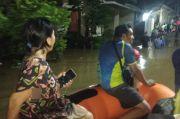 BNPB Catat Ratusan Warga Terdampak Banjir dan Tanah Longsor di Tangsel