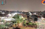 Dampak Longsor di Tangsel, 3 Rumah Rusak dan Ratusan Rumah Terendam Banjir