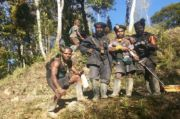 Sebulan Tebar Teror di Kabupaten Puncak Papua, KKB Dilumpuhkan, 4 Tewas Ditembak, 11 Luka