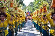 Dibuka oleh Jokowi, PKB 2021 Diharapkan Dongkrak Industri Parekraf di Bali