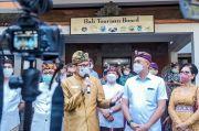 Rangkul BTB, Sandiaga Uno Finalisasi Pembukaan Pariwisata Bali