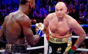 Basi, Siasat Lama Tyson Fury Sudah Terbaca Deontay Wilder