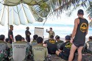 Pasukan Elit Indonesia - Amerika Berbagi Ilmu Surf Report dan Long Range Navigation