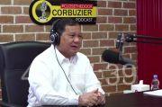 Deddy Corbuzier Ngomong Tiktok, Prabowo Tertawa Ngakak