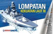 Lompatan Kekuatan Laut Indonesia