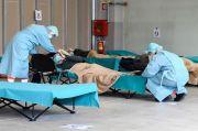 Pasien Covid-19 Membeludak, RS Wisma Atlet Tambah Tempat Tidur